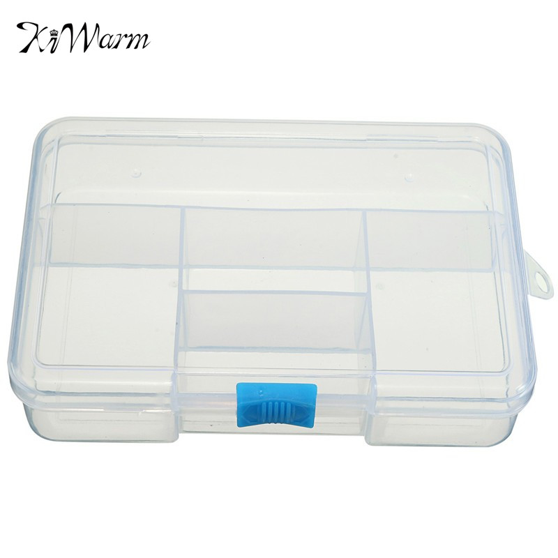 1Pcs 5 Slots Plastic Clear Adjustable Jewelry Beads Needlework Storage Box Case Organizer Container Sewing Tools Accessory  sc 1 st  Google Sites & ?1Pcs 5 Slots Plastic Clear Adjustable Jewelry Beads Needlework ...