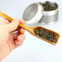 Бамбуковая чайная/кофейная ложка совок Лопата Матча порошок церемония ручной инструмент кунг-фу
