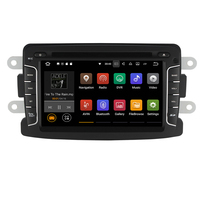 HD Auto PC 1024 600 Quad Core Dual Din 7 Android 5 1 1 Car DVD