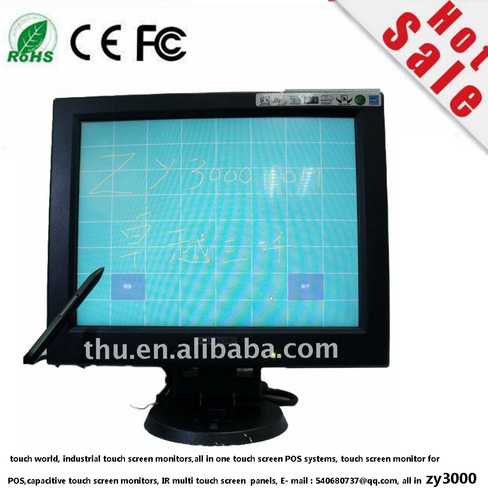 2017 Promotion D-sub Usb Dvi Resistive Hmi New Stock Cheapest Wholesale 4 Pcs/lot 12 Inch 4:3 Touch Screen Lcd Monitor For Pos 2017 Promotion D-sub Usb Dvi Resistive Hmi New Stock Cheapest Wholesale 4 Pcs/lot 12 Inch 4:3 Touch Screen Lcd Monitor For Pos