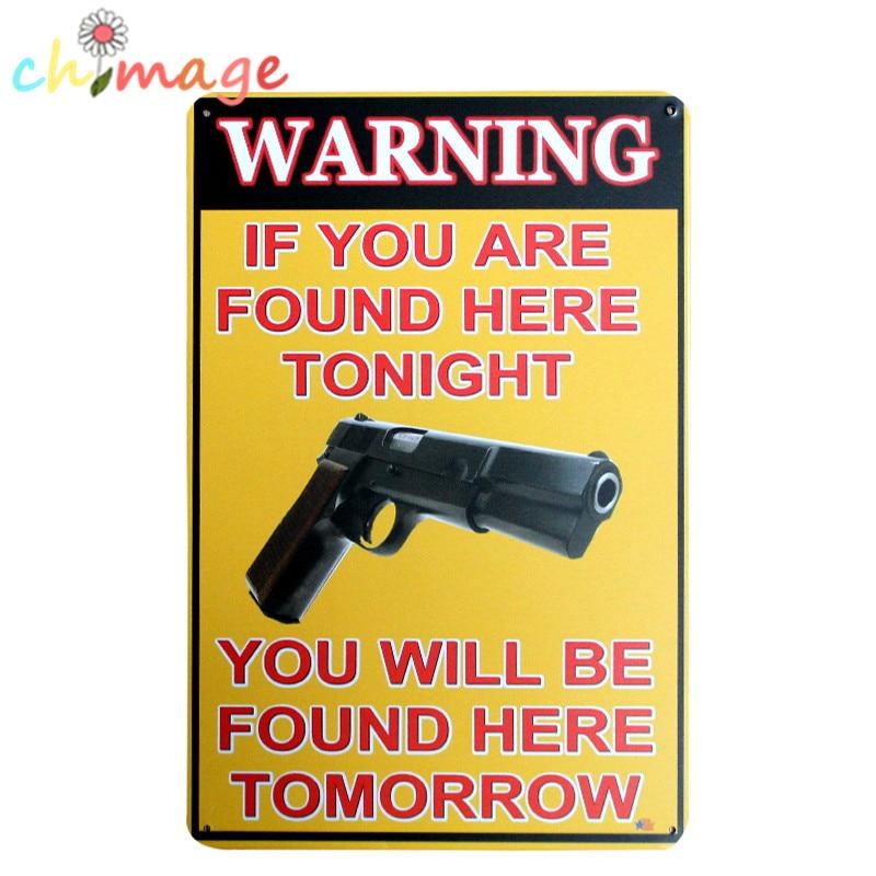 Предупреждение Олово Вход Бар паб дома Декор стены Ретро Металл Книги по искусству плакат