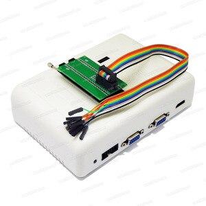 Image 5 - RT809H EMMC NAND فلاش USB مبرمج + 55 البنود BGA48 BGA64 BGA169 TSOP56 SOP44 DIP44 جميع المحولات مع EDID Cble + مص القلم