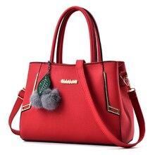 Frau han-ausgabe eine schulter tasche neue mode weibliche tasche große kapazität joker getragen handtasche frauen tasche