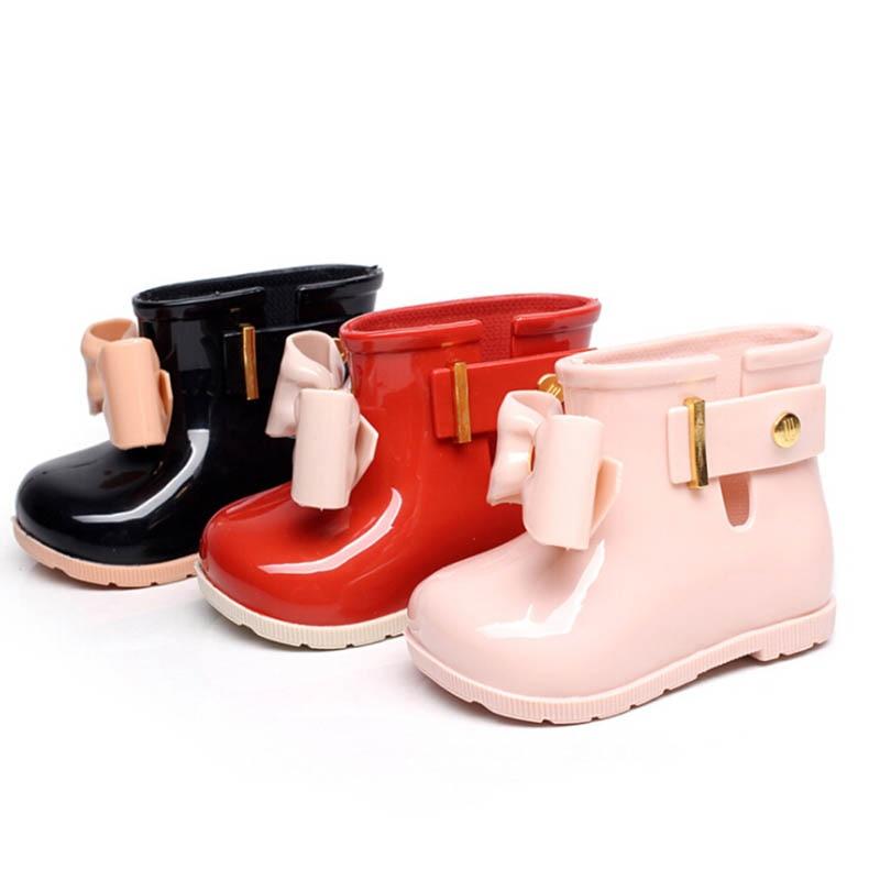 Waterproof Children Rain Boots Baby Rubber Rain Shoes Spring Boys Girls Rain Boots Children Kids Boy Girl Rain Shoes