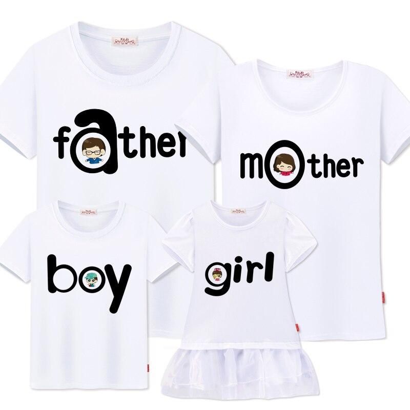 Családi illeszkedő ruhák nyári családi megjelenés megfelelő - Gyermekruházat - Fénykép 5