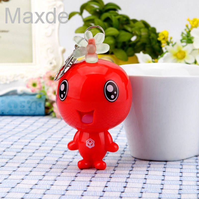 120dB Baby Personal Alarm Safety Security Rape Alarm Key Chain Security Loud Self Defense Supplies Emergency Alarm