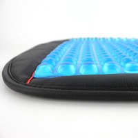 Gel Cushion Breathable Ice Pad Portable Office Chair Car Wheelchair