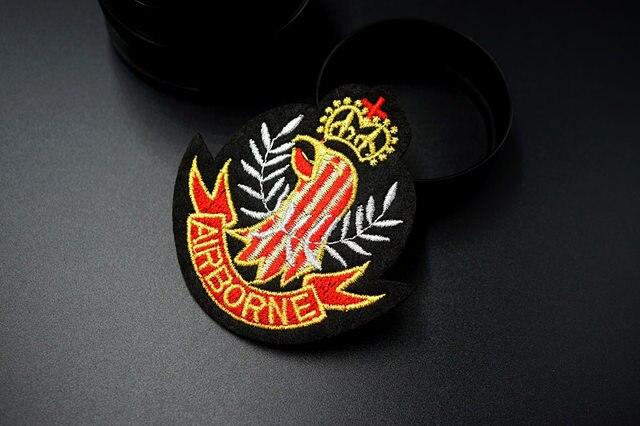 Online shop 8pcslot top gun airborne diy cloth patch badge dsc06217 solutioingenieria Gallery