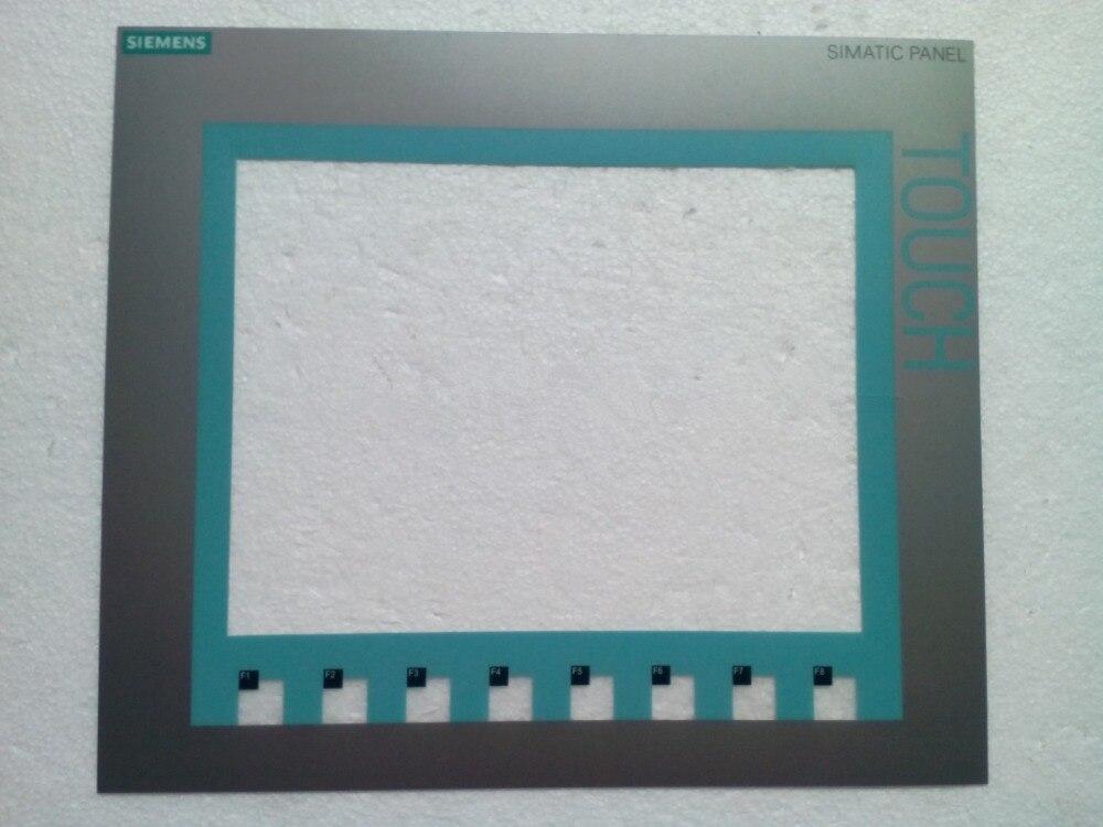 New High Quality 6AV6647-0AF11-3AX0,6AV6647-0AE11-3AX0 Touch glass panel+protective film for Siemens KTP1000 new