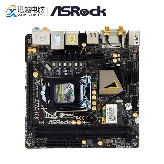 ASRock Z77E-ITX Windows 8