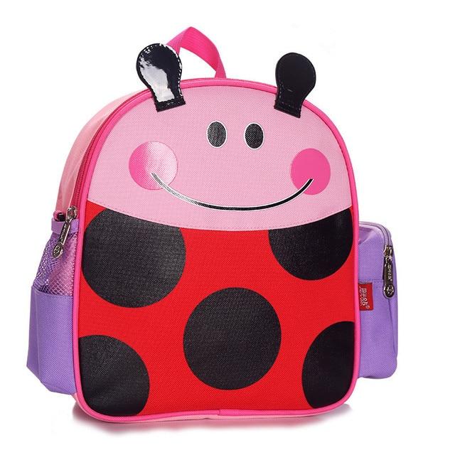 Preventing lost Kindergarten Children School Bag Girls Boy Backpack Cartoon Mochila Infantil Large Capacity Orthopedic Schoolbag