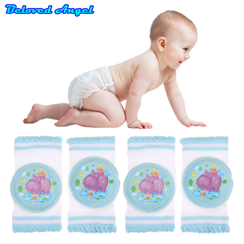 1 Pair Infant Toddler Knee Pads Anti Slip Crawling Safety Leg Warmers Crawling Accessory Baby Knees Protector Harnesses Leashes