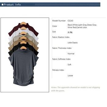 Womens Cotton Blouse Short Sleeve Plus Size Blouse 1