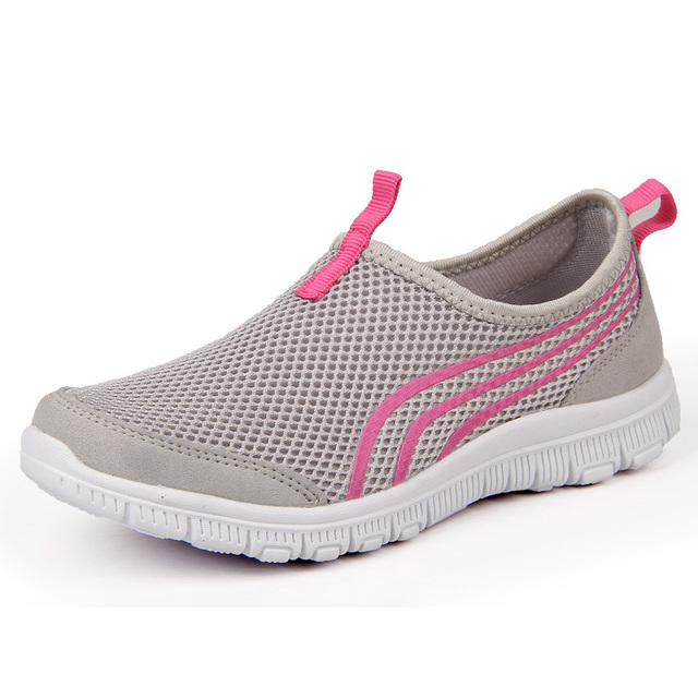 Women Shoes Summer Flats Women Casual Shoes Ladies Walking Flats Zapatillas Deportivas Mujer Tenis Feminino Gig Size 36-44