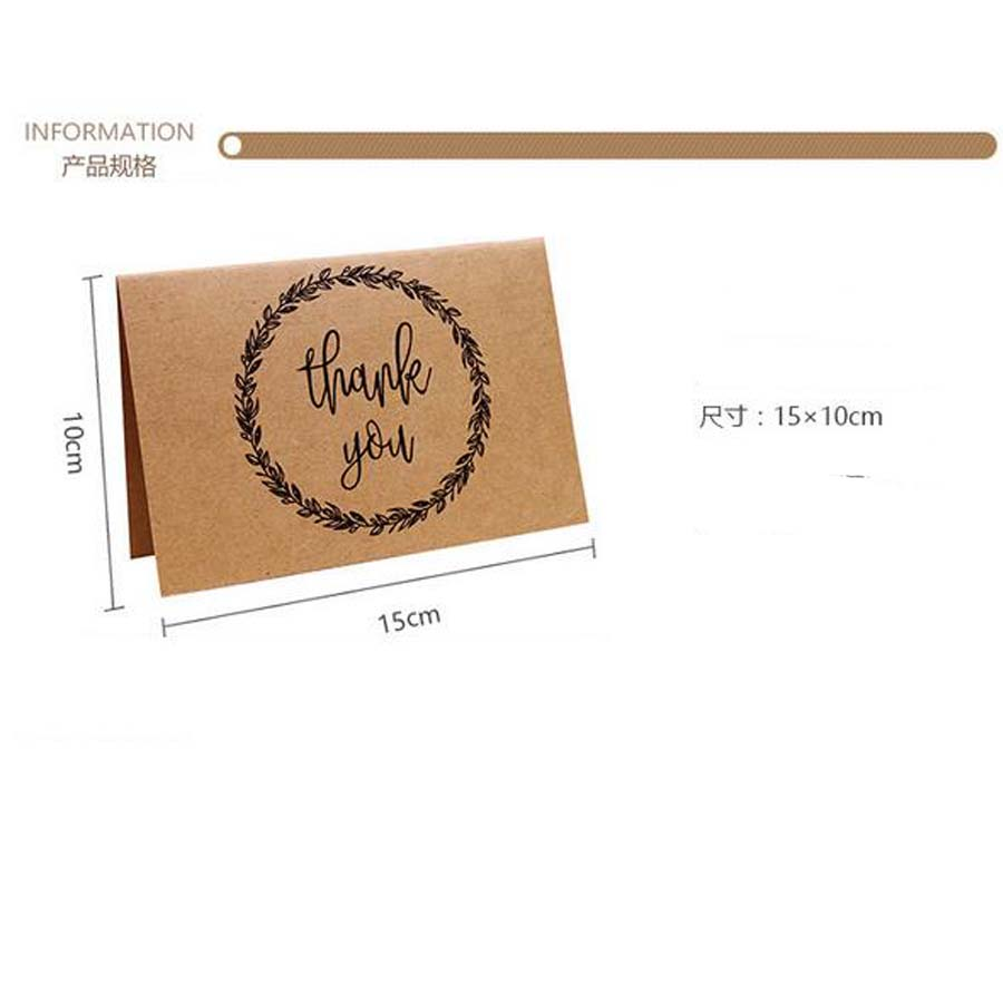 hot pcs setretro party thank you cards envelope writing  hot 100pcs setretro party thank you cards envelope writing birthday christmas paper card stationery wedding party event supplies in cards invitations from