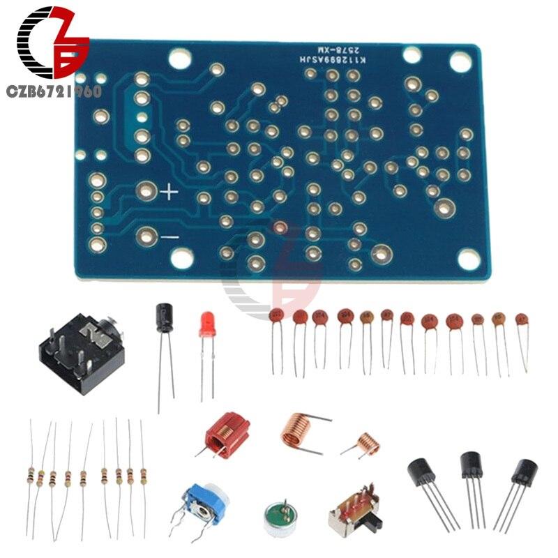 Digital Microphone Audio Board FM Radio Transmitter Module for Arduino 38mm