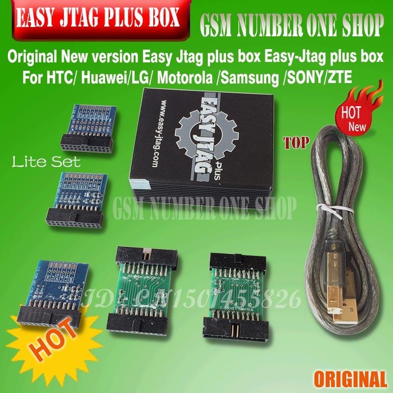 Nueva versión Original Easy Jtag plus box Easy-Jtag plus box para HTC/Huawei/LG/Motorola/Samsung/SONY/ZTE