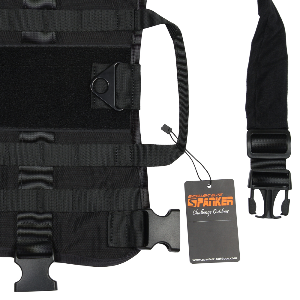 EXCELLENT ELITE SPANKER SPANKER Tactical Dog Tranning Vest Molle - Sportswear and Accessories - Photo 5