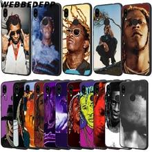WEBBEDEPP Young Thug Soft TPU Cases Cover for Xiaomi Redmi 7 4A 5A 6A S2 4 4x 5 Plus 6 Pro young thug севин стритер диллон фрэнсис уиз калиф prince royce kaz james мос деф nicky jam lil jon музыка из фильма форсаж 7