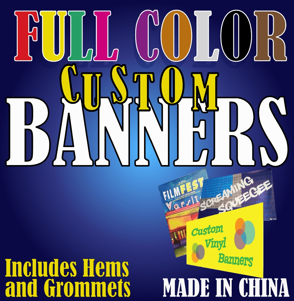 Custom Business Vinyl PromotionShop For Promotional Custom - Vinyl business banners