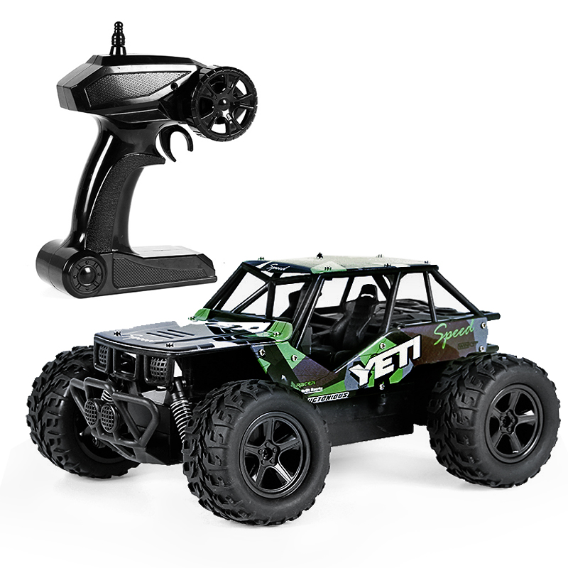 R/C Car 2.4G 4CH 4WD 4x4 Driving Car Monster Truck Off-Road Vehicle Remote Control Car Model Toys Gift For Children #ER/C Car 2.4G 4CH 4WD 4x4 Driving Car Monster Truck Off-Road Vehicle Remote Control Car Model Toys Gift For Children #E