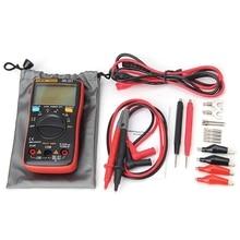 цена на AN8008 True RMS LCD Digital Multimeter Voltmeter Ammeter AC DC Voltage Current