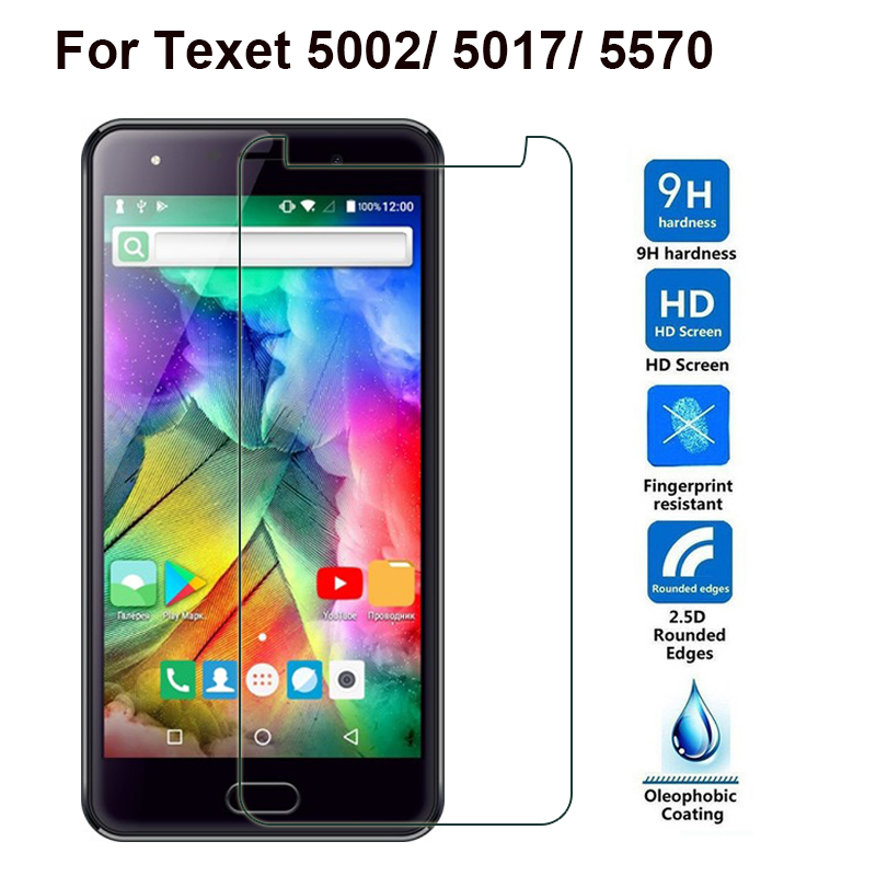 Texet TM 5005 Tempered Glass Film For teXet tm 5017/TM