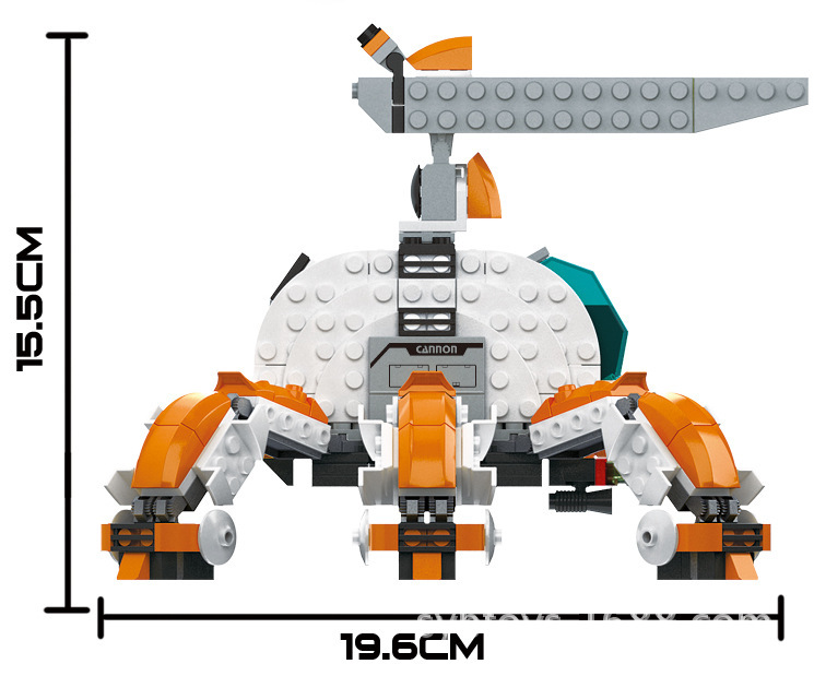 Model building kits compatible with lego Advance Guardian 3D blocks Educational model building toys hobbies for children