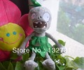 Plantas VS Zombies brinquedo de pelúcia, Hula Zombies PVZ bebê Toy crianças natal presente frete grátis