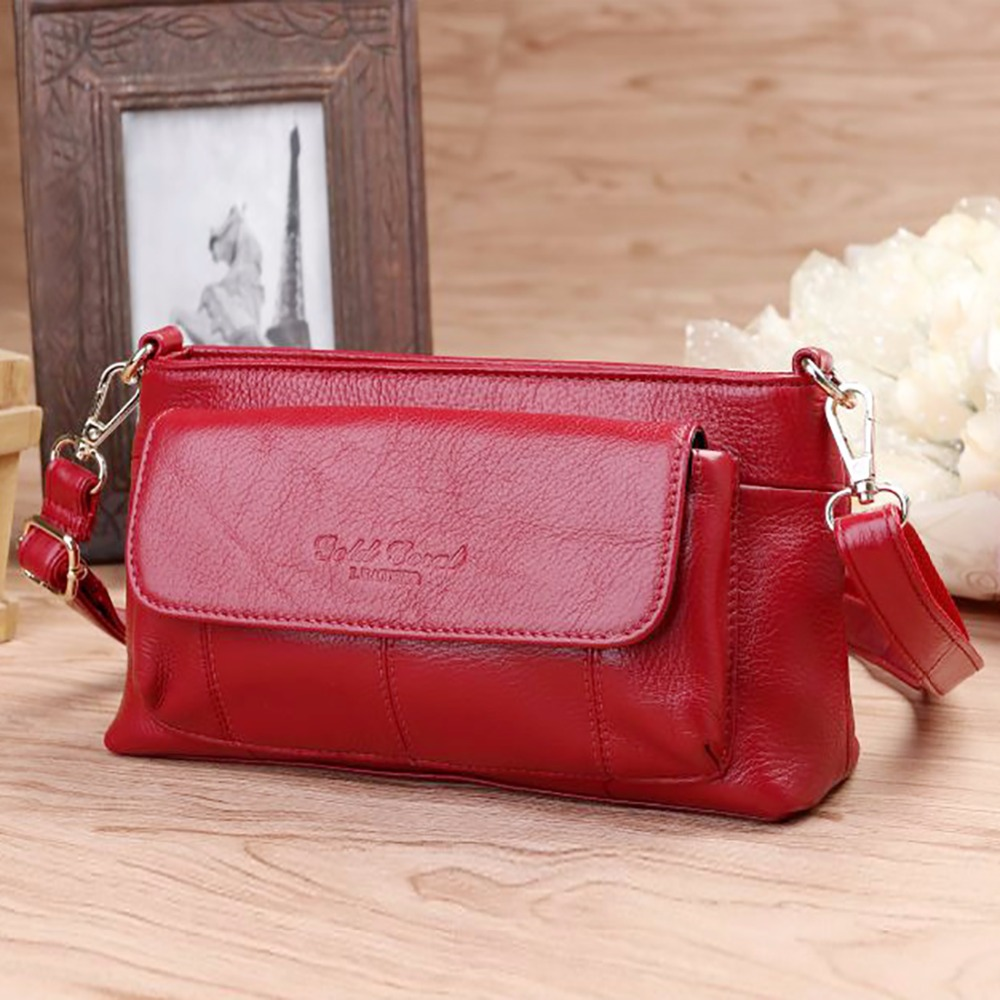 Genuine Leather Real Cowhide Women Tote Handbag Shoulder Bag Designer Female Cross Body Famous Brand Ladies Small Messenger Bags new luxury famous brand designer bag women shoulder handbag real genuine leather messenger bags handbags for ladies bolsa ly109