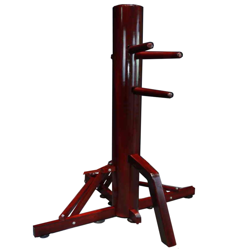 Us 1512 10 Offkung Fu Solid Wood Dummies Ip Man Training Wooden Dummy China Traditional Martial Arts Wushu Wing Chun Dummy Solid Wood In Martial