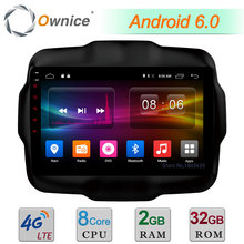 C500+ 9″ Android 6.0 Octa Core 2GB RAM 32GB ROM 4G LTE WIFI DAB Car DVD Multimedia Player Radio For Jeep Renegade 2015 2016 2017