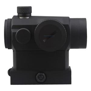 Image 3 - Vector optical Maverick 1x22 cadre de visée tactique Compact à points rouges, à libération rapide, monture QD pour vrais fusils, pistolets, Airsoft