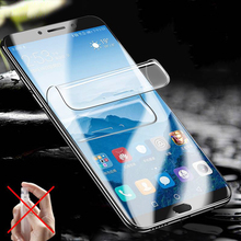 For Samsung Galaxy S10 S9 S8 S7 S6 Edge Plus 9D Cover Hydrogel Film HD Screen Protector For Samsung Note 8 9 S10 Protective Film hd film mobile phone protective film scratch hd tape packaging for samsung galaxy s3