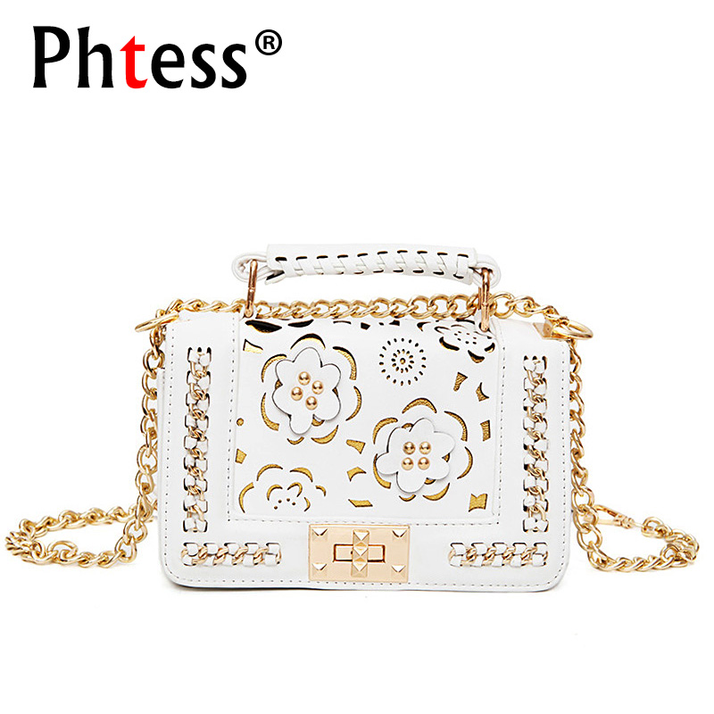 PHTESS High Quality Women Messenger Bags Crossbody Bags For Women Leather Handbags Shoulder Bag Sac a Main Luxury Small Handbags