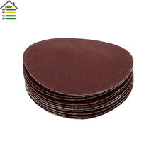 10PC 240 Grit Sander Disc Sand Sanding Sandpaper Polisher fit 2 inch Polishing Pad For Dremel Electric Grinder Tool Accessories