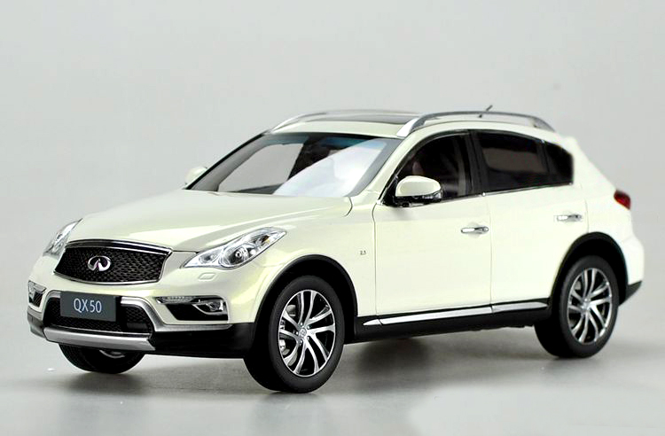 Gifts Original 1:18 INFINIT QX50 SUV alloy car models Collection  gifts original 1 18 m ni champs 2015 turbo s alloy car models collection