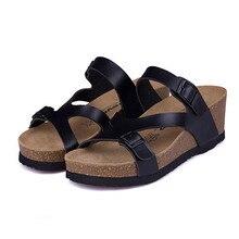 แฟชั่นผู้หญิงW Edgesรองเท้าแตะก๊อกรองเท้าส้นสูงรองเท้าG Ladiatorรองเท้าชายหาดฤดูร้อนรองเท้าแตะZ Apatos Mujer S AndaliasบวกSize35-40