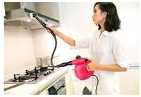 Máquina de limpieza de vapor desinfección de alta temperatura esterilización eliminación de ácaros eliminación de manchas de aceite electrodomésticos