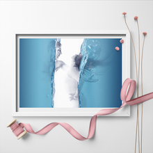 Abstract Dream And Nude Art Print Love Kiss On Canvas Painting Wall Picture For Home Decoration Unframed