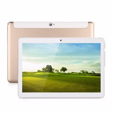 Excelvan 10.1 inch 3G Phablet 1280*800 Android 4.4 MTK6582 Quad Core 1GB+16GB WiFi  Dual Camera G-sensor GPS OTG FM Tablet PC