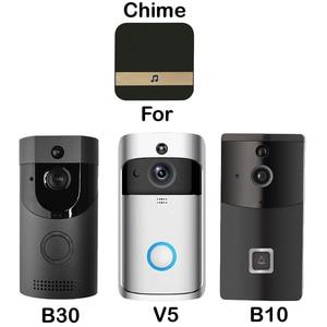 Image 2 - AC 90 250V Smart Indoor Doorbell Wireless WiFi Door Bell US EU UK AU Plug Tosee app and Anyhome App For V5 B30 B10