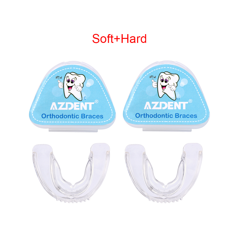 Orthodontic Braces Appliance Dental Braces Silicone Teeth Alignment Trainer Teeth Retainer Oral Hygiene Mouth Guard Straightener