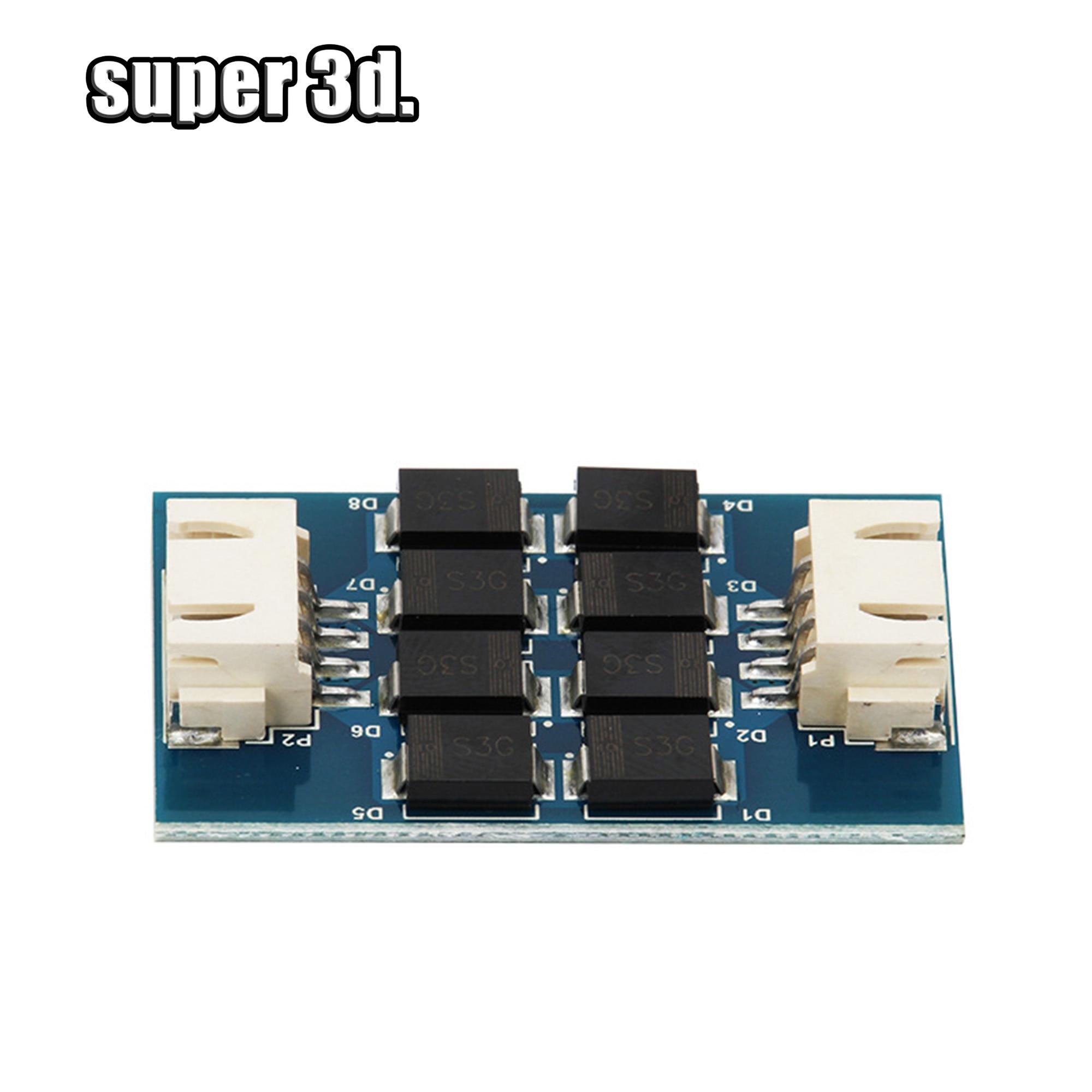 TL-Smoother V1.2 Kit Addon Module Filtering Vibrating Eliminator For 3D Printer Motor Driver Terminator Reprap MK8 I3  Ender 3