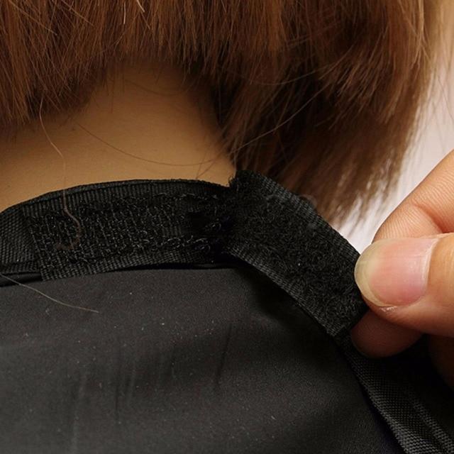 Plášť na vousy černý -