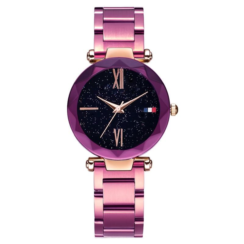 Hannah Martin Women Wrist Watch Waterproof Quartz Wrist Watch Ladies