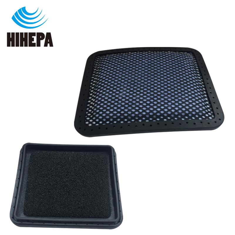 2pcs Free Shipping Washable Vacuum Cleaner parts Padded Filter For Gtech AirRam AR01 AR02 DM001 Vacuum Cleaner Filters high quality vacuum cleaner air inlet filters washable efficient filter vacuum cleaner parts fc5823 fc5826 fc5828 30
