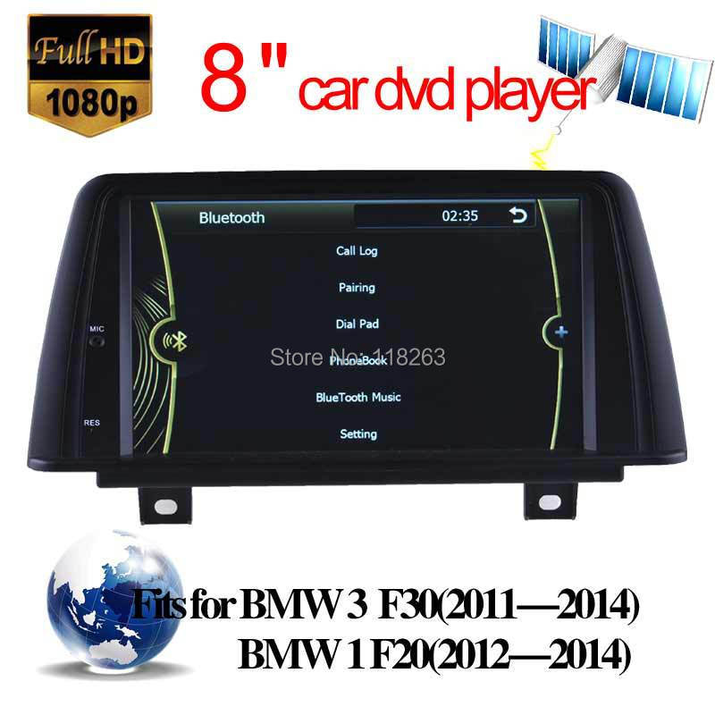 car stereo 8'' Vehicle Stereo GPS Navigation BMW 1 F20 Multimedia Autoradio Radio Phonebook USB Touch Screen - Hualingan Technology Co., Ltd store