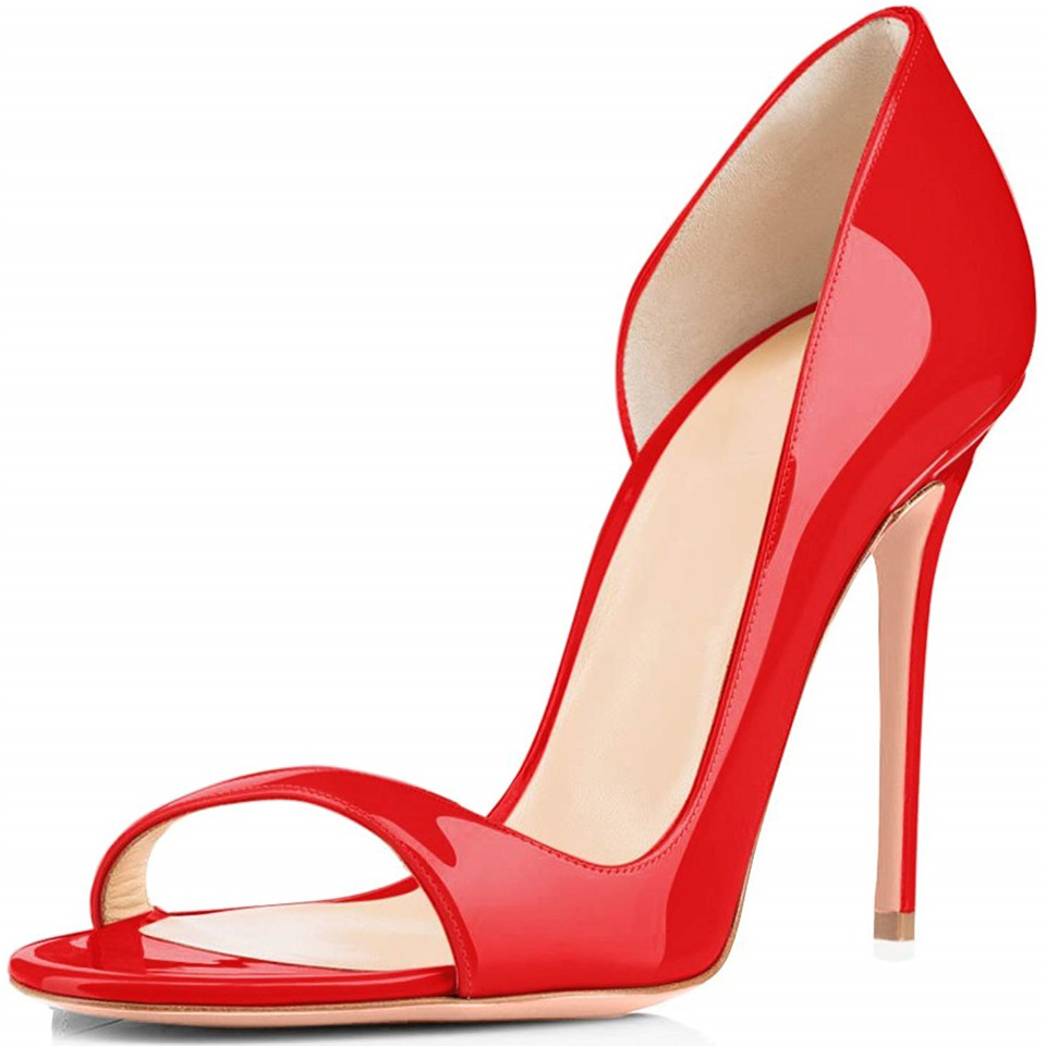 купить Maguidern Brand 2018 fashionable women's sandals summer side empty sexy super high heels shoes women