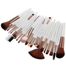 MAANGE 25 Pcs Makeup Brush Kits Face Foundation Power Blush Eyebrow Lips Make Up Brushes Set pincel maquiagem